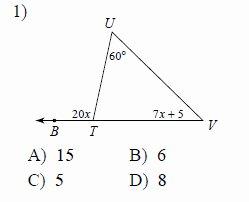 Exterior Angle theorem Worksheet Unique Exterior Angle theorem Worksheets