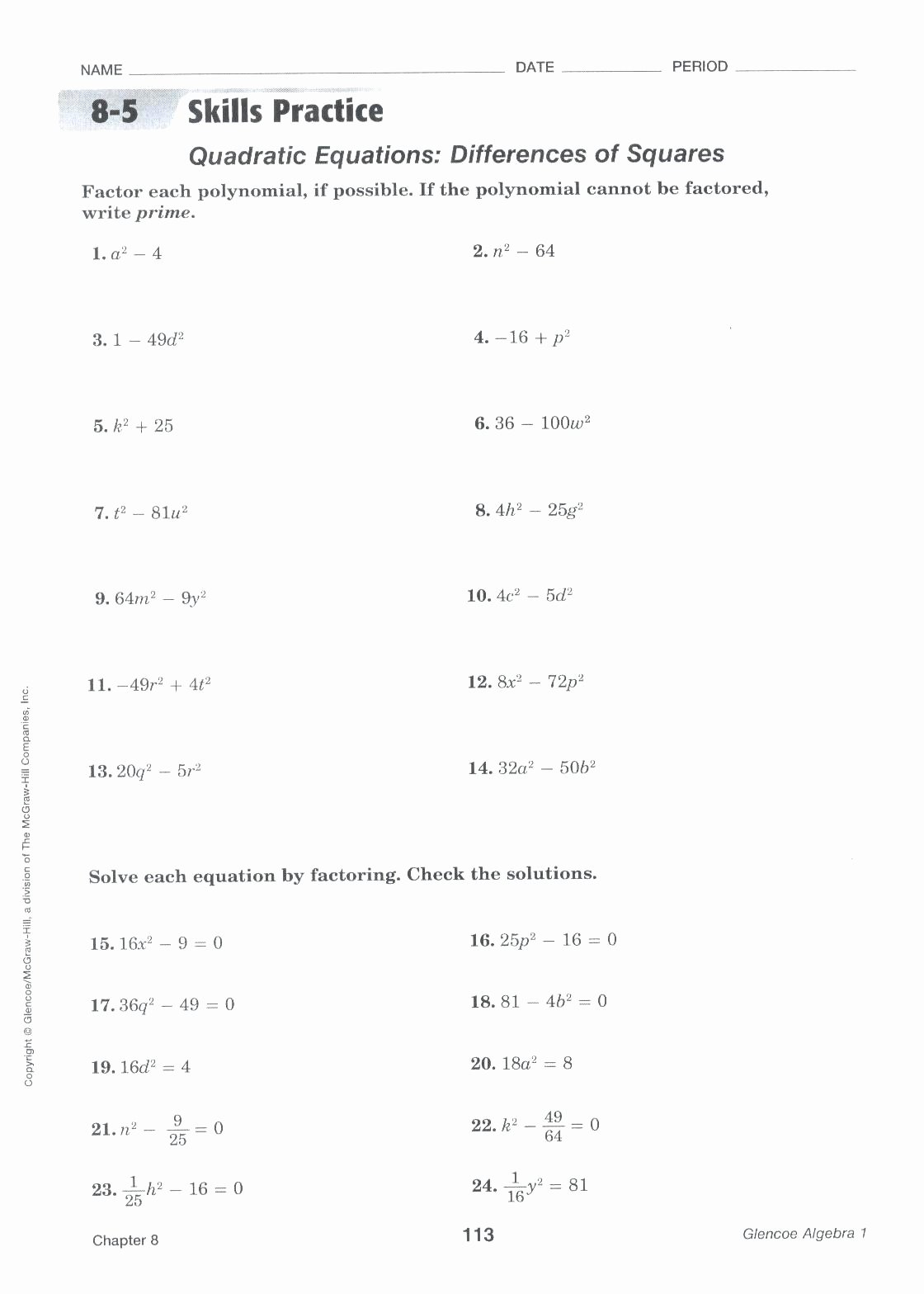 Factoring Distributive Property Worksheet Elegant English Grammar Worksheets Pdf Tags Mitosis Coloring