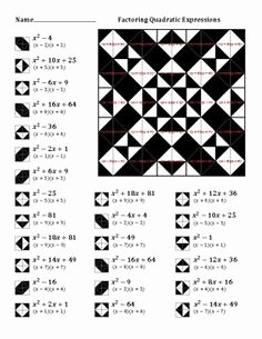 Factoring Linear Expressions Worksheet Unique 1000 Images About Classroom Algebra On Pinterest