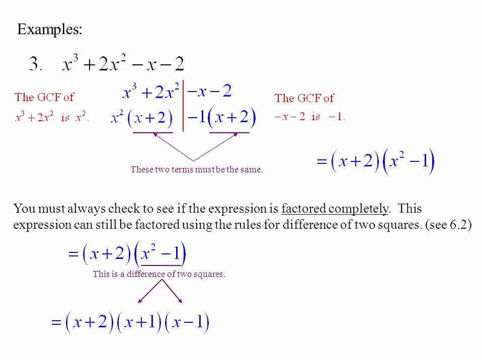 Factoring Polynomials by Grouping Worksheet Beautiful Factor by Grouping Worksheet
