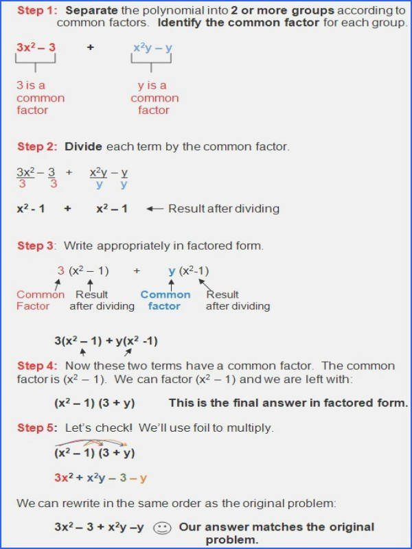 Factoring Trinomials Worksheet Algebra 2 Inspirational 20 Factoring Polynomials Worksheet with Answers Algebra 2