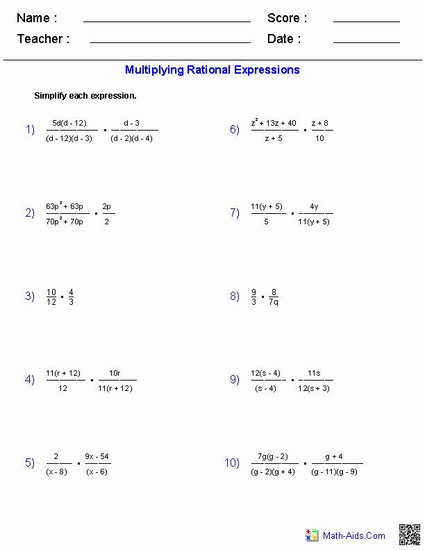 Factoring Worksheet Algebra 1 Elegant Algebra 1 Worksheets