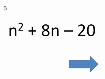 Factoring X2 Bx C Worksheet Awesome Factoring Trinomials X 2 Bx C Bingo Mrs Math by Mrs