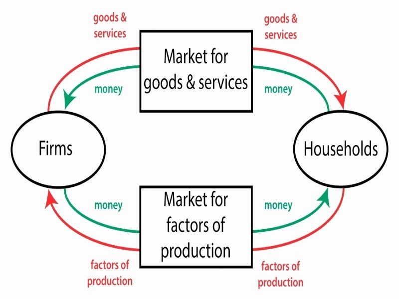 Factors Of Production Worksheet Answers Best Of Circular Flow Diagram