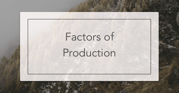 Factors Of Production Worksheet Answers Best Of Four Factors Of Production
