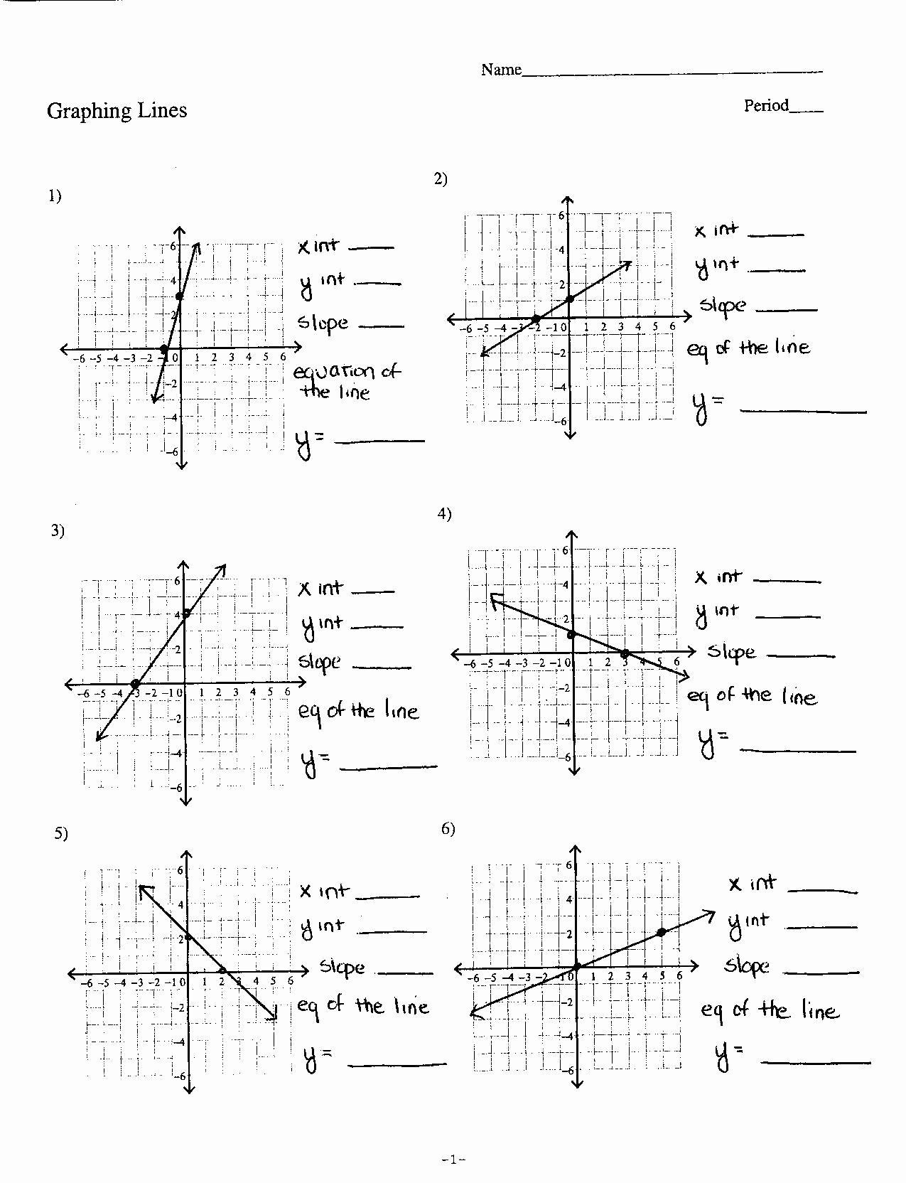 Families Of Functions Worksheet Unique Characteristics Quadratic Functions New Worksheet
