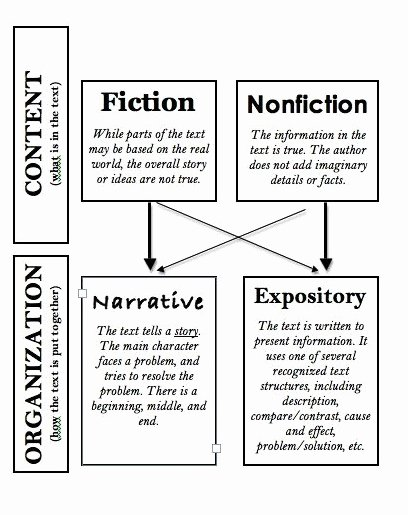 Fiction Vs Nonfiction Worksheet Luxury In My Classroom the forest and the Trees Fiction