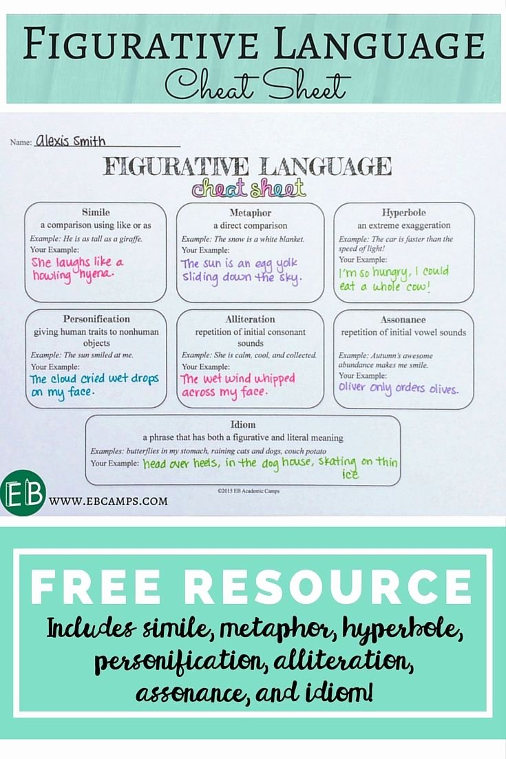 Figurative Language Review Worksheet Best Of Worksheet Figurative Language Review Worksheet Grass