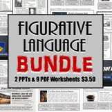 Figurative Language Review Worksheet Lovely Figurative Language Review Worksheets & Teaching Resources