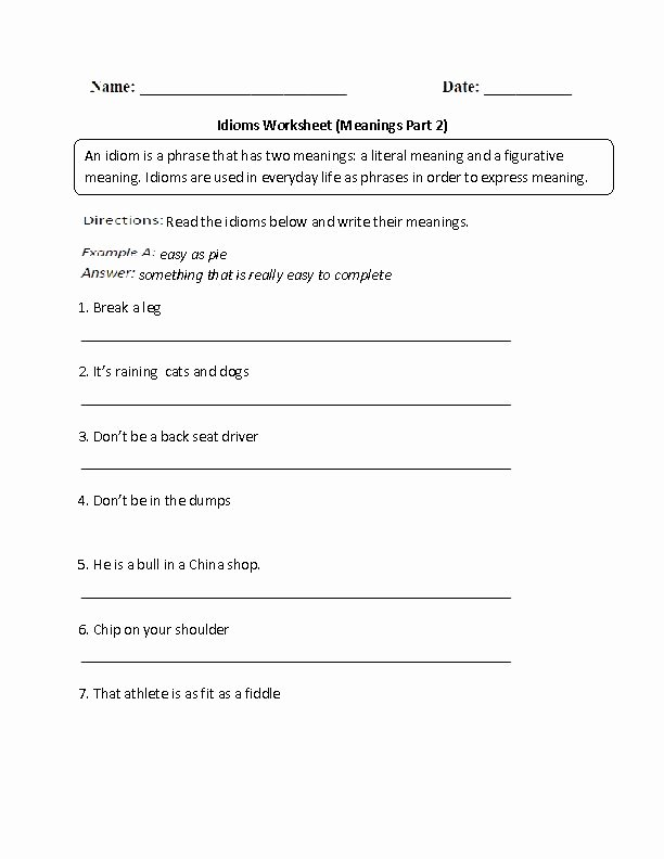 Figures Of Speech Worksheet Awesome 29 Best Figure Of Speech Images On Pinterest