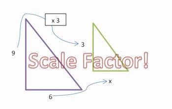 Finding Scale Factor Worksheet New Scale Factor Homework or Worksheet by Mathnerd