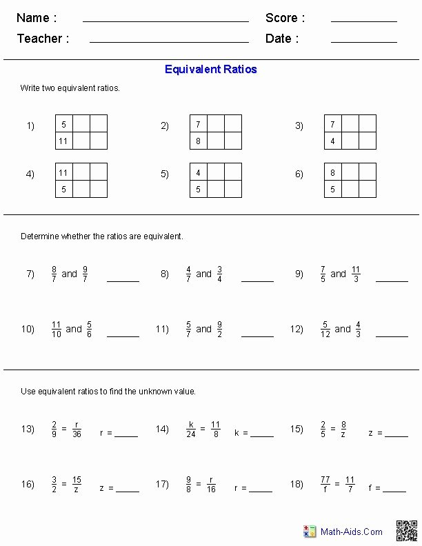 Finding Unit Rates Worksheet Lovely Pin On Math Aids