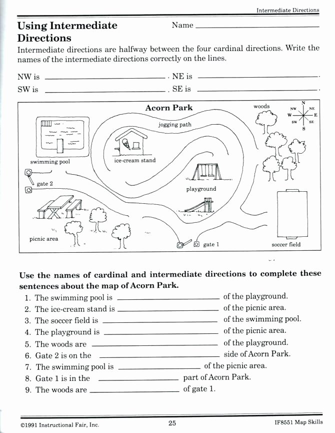 Following Directions Worksheet Kindergarten Beautiful Free Following Directions Worksheets – Kinchen