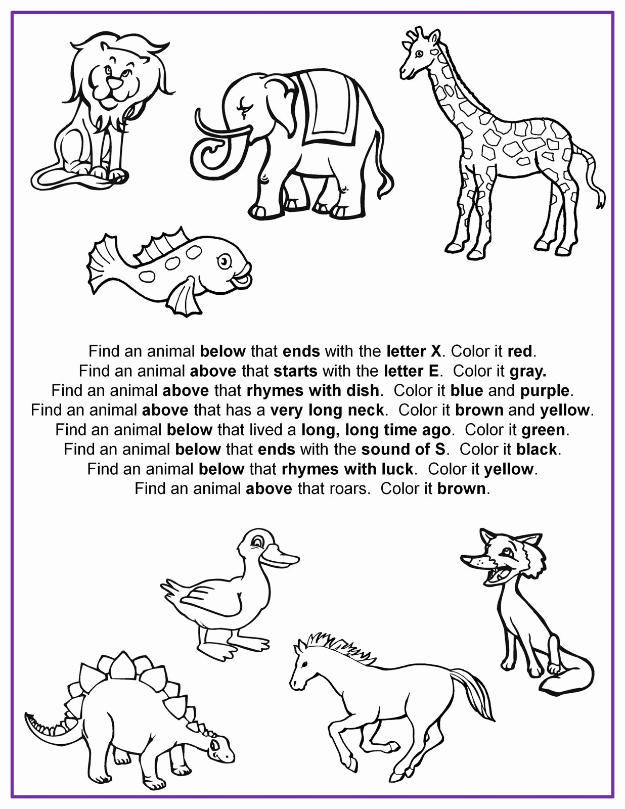 Following Directions Worksheet Kindergarten Fresh Following Directions Worksheet Kindergarten