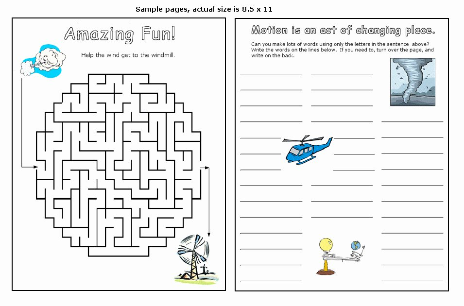 Forces and Motion Worksheet Best Of Gallery for force and Motion Worksheets forces and Motion
