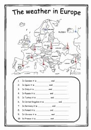 Forecasting Weather Map Worksheet 1 Best Of Weather Worksheet New 352 Weather Fronts Worksheet Answer Key