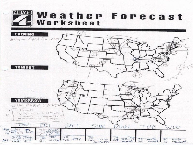 Forecasting Weather Map Worksheet 1 Inspirational forecasting Weather Map Worksheet 1 Answers Free