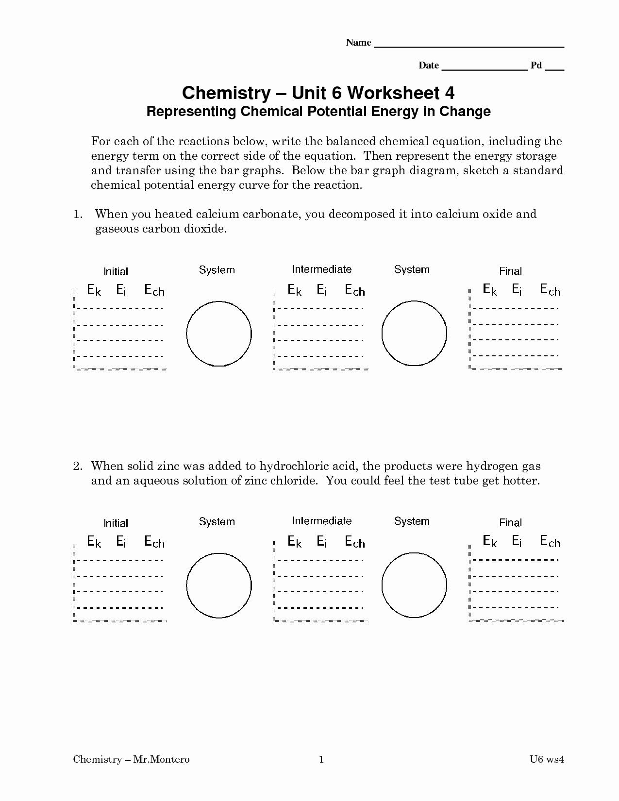Forms Of Energy Worksheet Answers Elegant 10 Best Of Www Potential Energy Worksheets