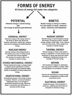 Forms Of Energy Worksheet Answers Lovely Potential or Kinetic Energy Worksheet Gr8