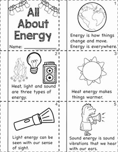 Forms Of Energy Worksheet Luxury Scienceworks Energy Light Heat & sound