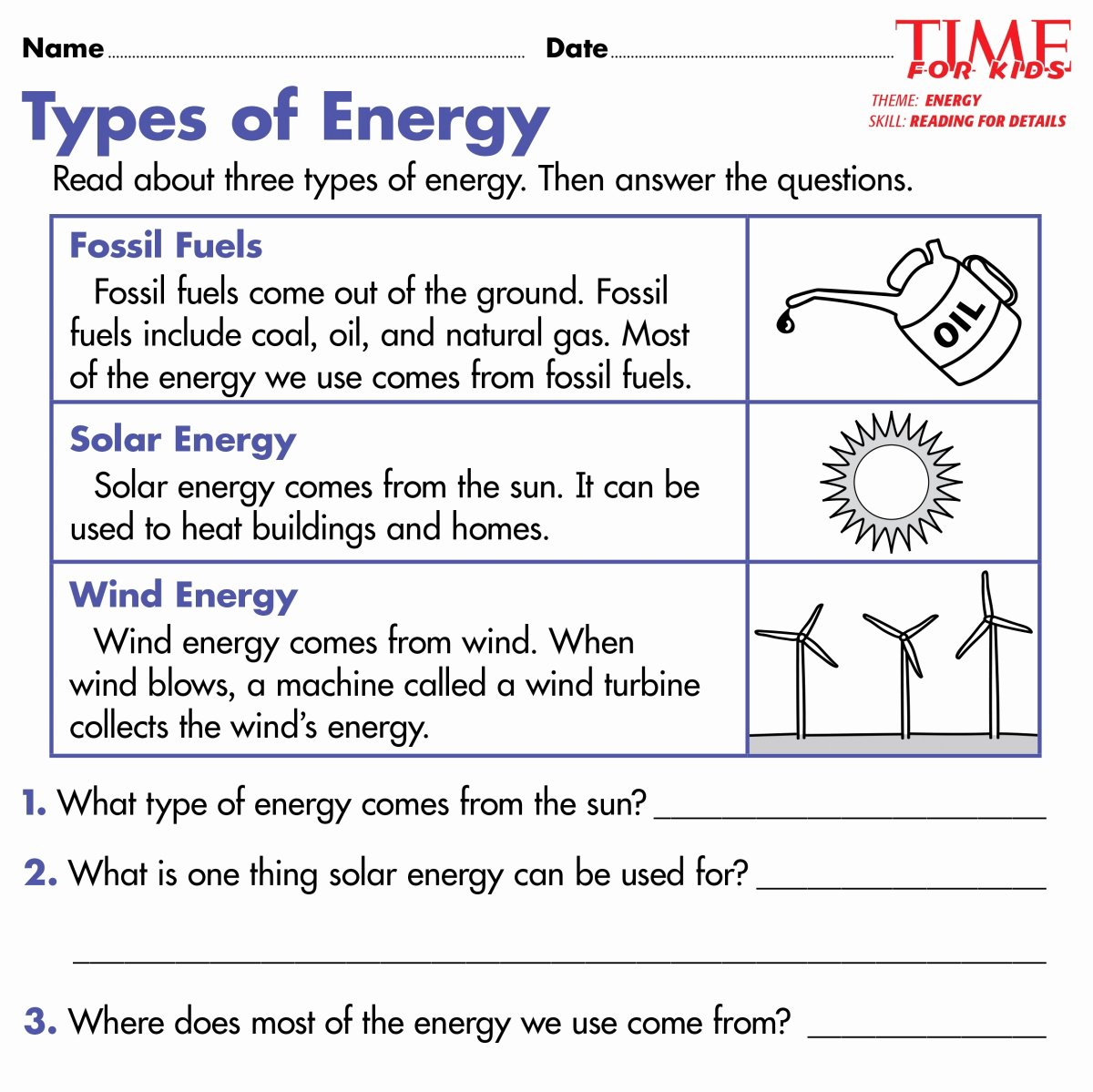 Forms Of Energy Worksheet Unique Free Printable Reading Worksheets Worksheet Mogenk Paper