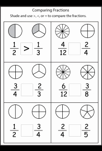 Fractions Greater Than 1 Worksheet Luxury Paring Fractions – 4 Worksheets Free Printable