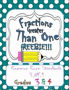 Fractions Greater Than 1 Worksheet New Partitioning Number Lines & Labeling Fractions Greater