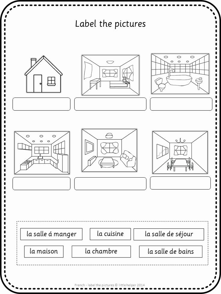 French Worksheet for Kids Fresh 25 Best Ideas About French Worksheets On Pinterest