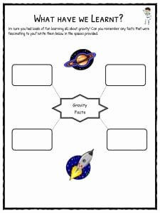 Friction and Gravity Worksheet Lovely Gravity Kindergarten Worksheet Gravity Best Free