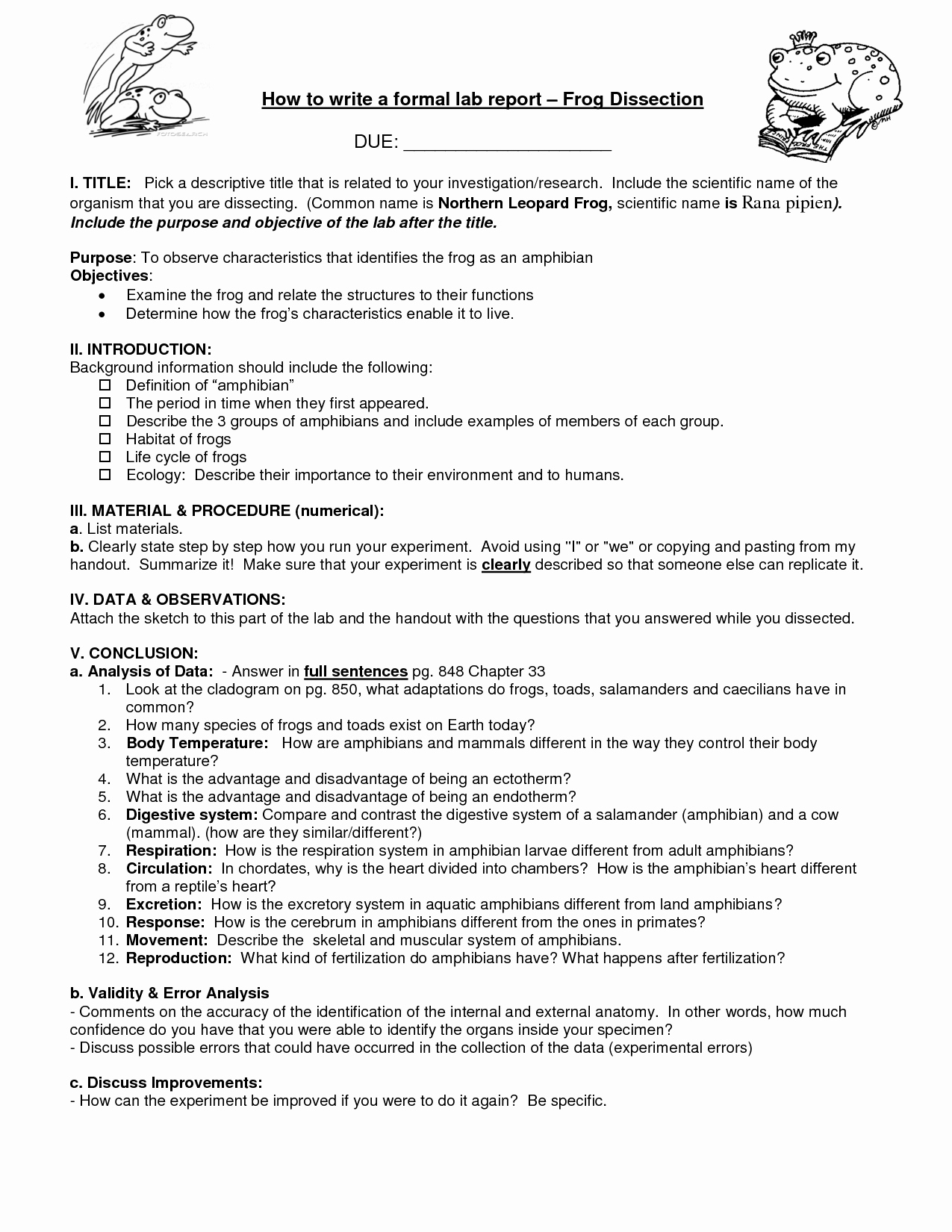 Frog Dissection Worksheet Answer Key Best Of 14 Best Of Heart Dissection Worksheet Circulatory