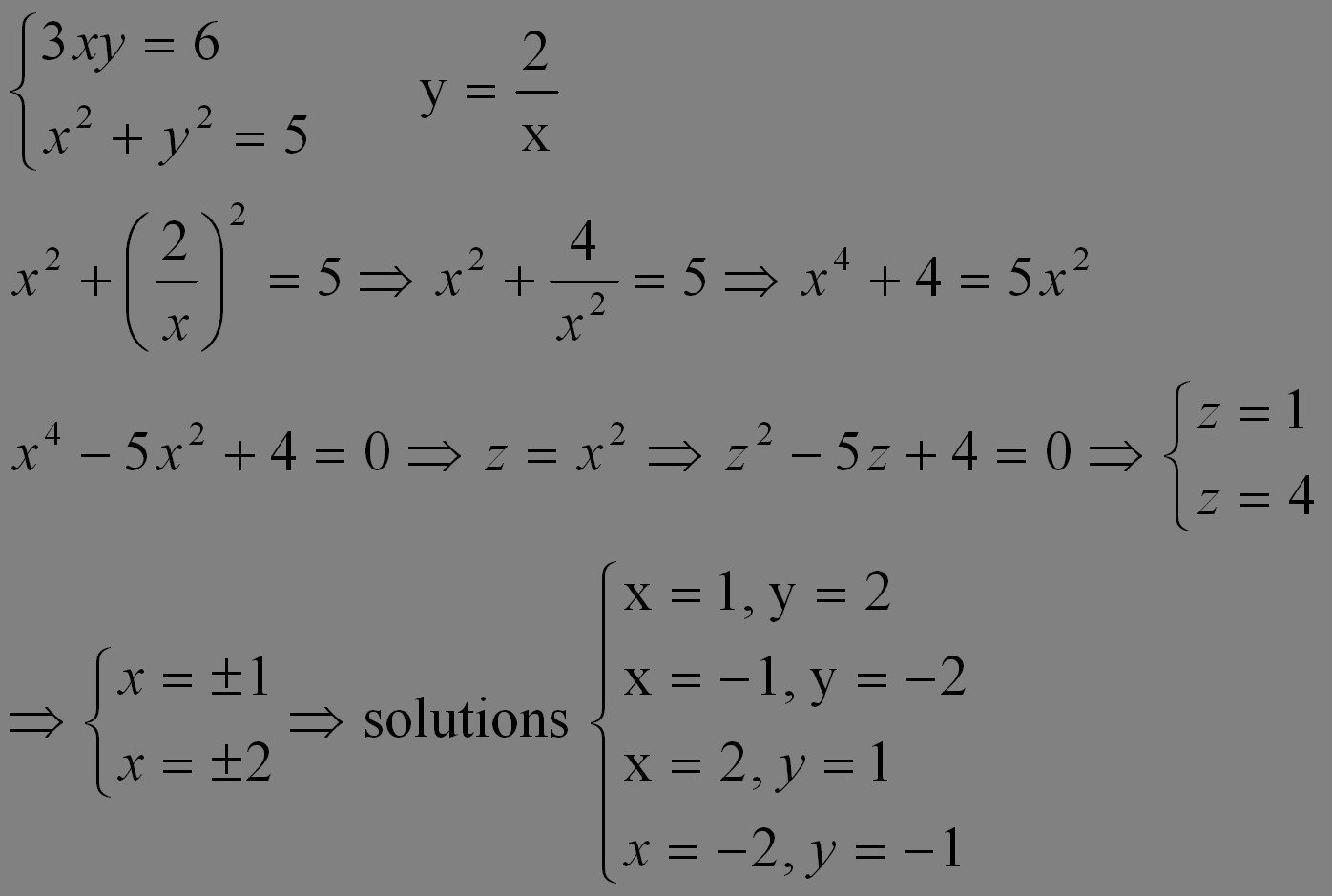 From Linear to Quadratic Worksheet Best Of Systems Linear and Quadratic Equations Worksheet the