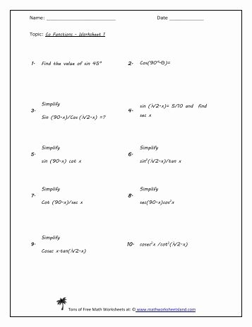 From Linear to Quadratic Worksheet New Linear Quadratic Systems Five Pack Math Worksheets Land