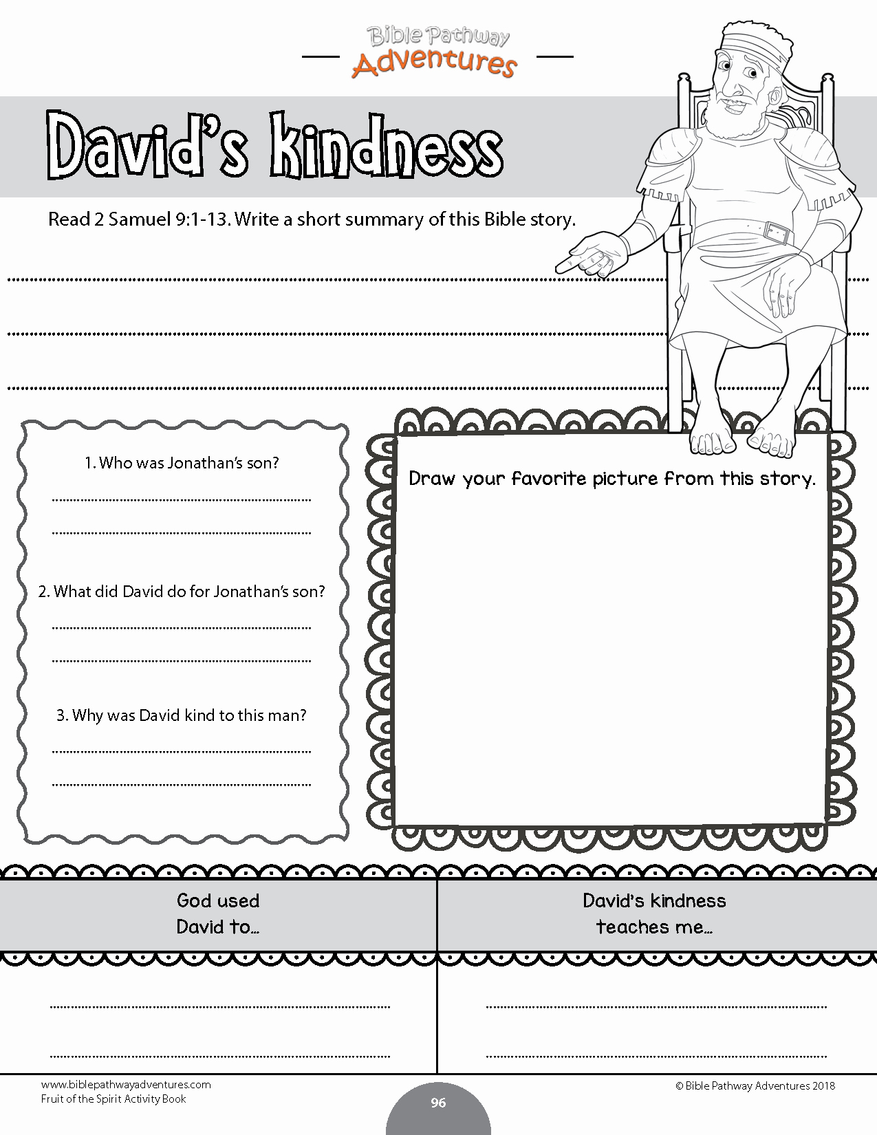 Fruits Of the Spirit Worksheet New Fruit Of the Spirit Coloring Activity Book – Bible Pathway