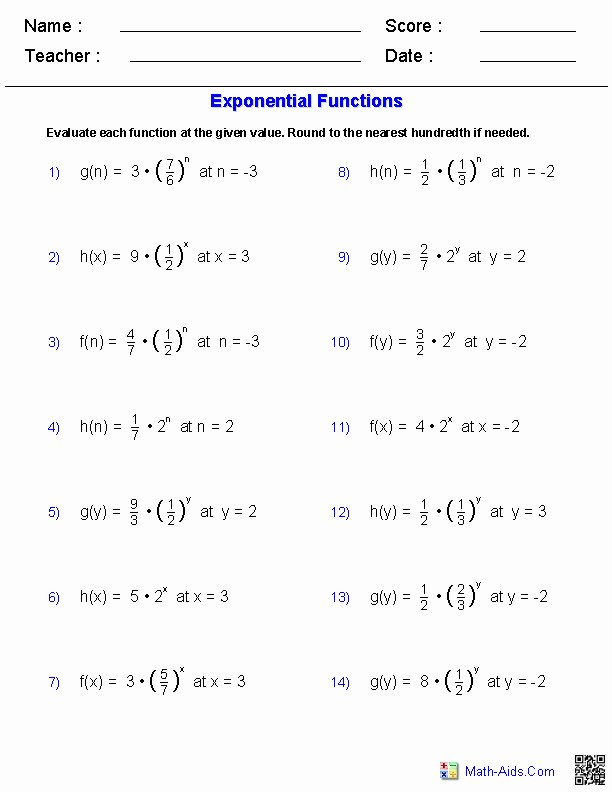 Function Operations and Composition Worksheet Beautiful Function Position Worksheet