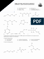 Functional Group Practice Worksheet Inspirational Balancing Redox Reactions Worksheets 1 & 2 with Answers