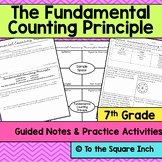 Fundamental Counting Principle Worksheet Inspirational Fundamental Counting Principle Worksheets & Teaching