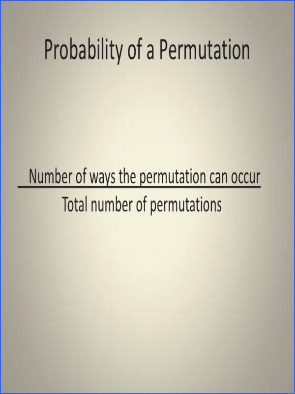 Fundamental Counting Principle Worksheet Lovely Permutations and Binations Worksheet