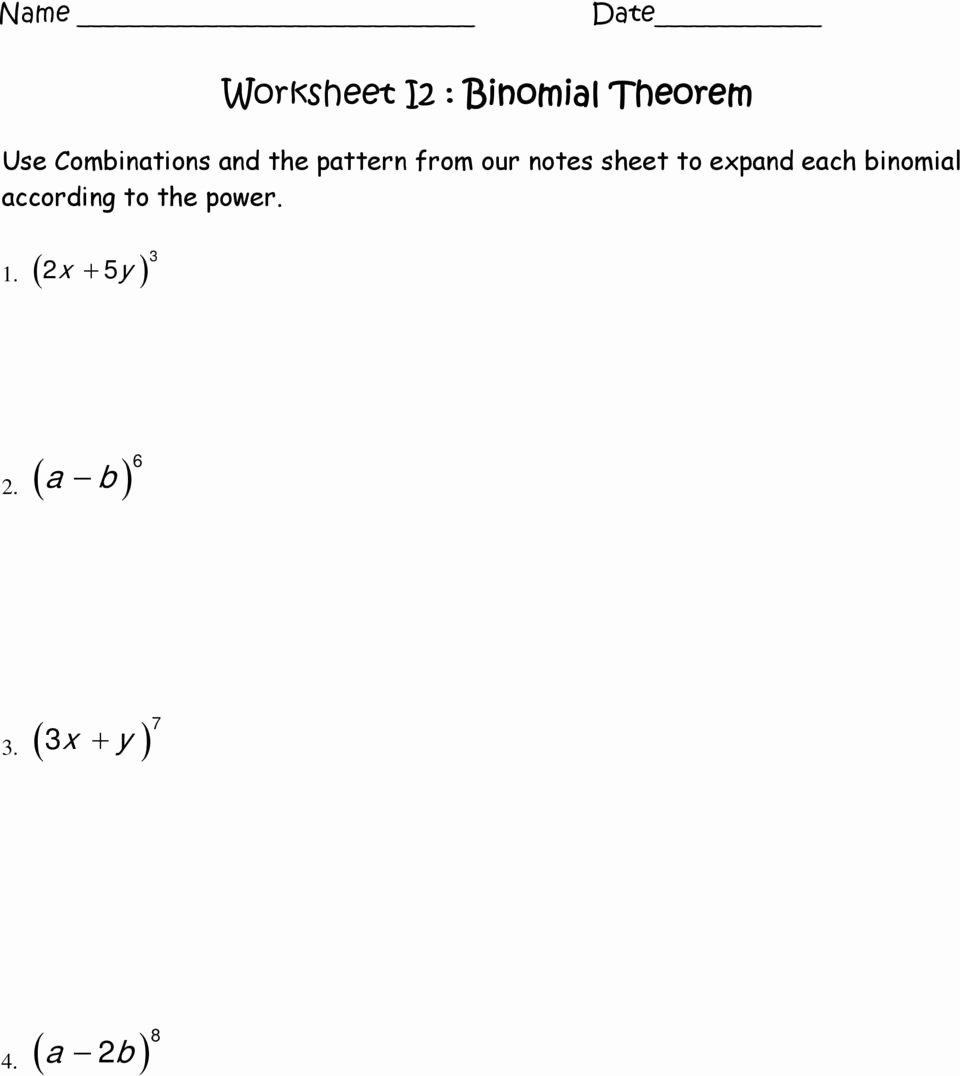 Fundamental Counting Principle Worksheet New Worksheet A2 Fundamental Counting Principle Factorials