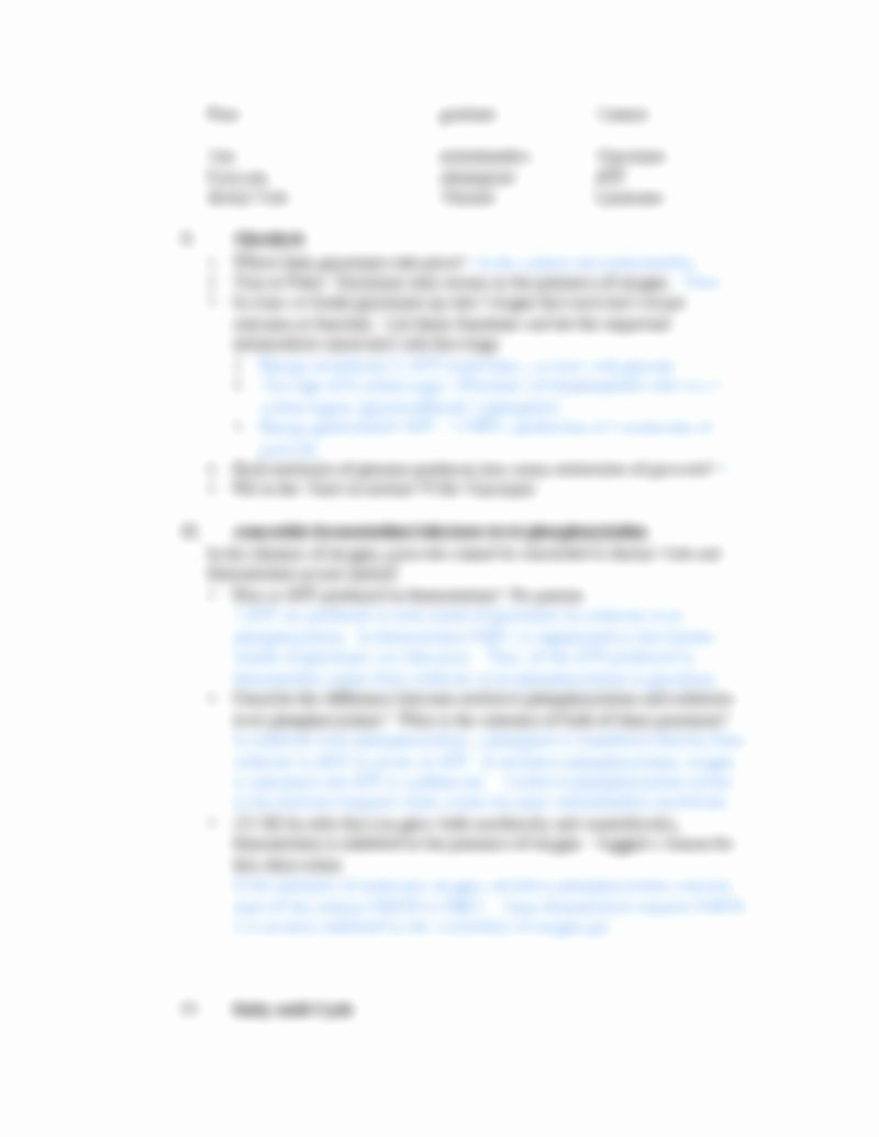 Gel Electrophoresis Worksheet Answers New Worksheet 4 Answerscx Cell Biology 2200 with Waters