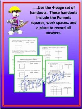Genetics Practice Problems Simple Worksheet Inspirational Genetics Practice Problems Worksheet In Plete Dominance