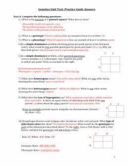 Genetics Practice Problems Simple Worksheet Lovely Multiple Alleles Worksheet