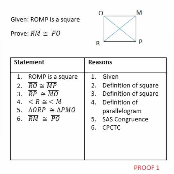 Geometric Proofs Worksheet with Answers Awesome How to Write Proofs and theorems Especially for Geometry