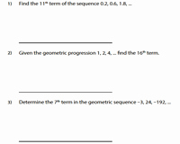 Geometric Sequence Practice Worksheet Fresh Geometric Sequence Worksheets
