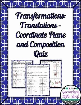 Geometry Transformation Composition Worksheet Luxury Geometry Transformation Position Worksheet Answer Key