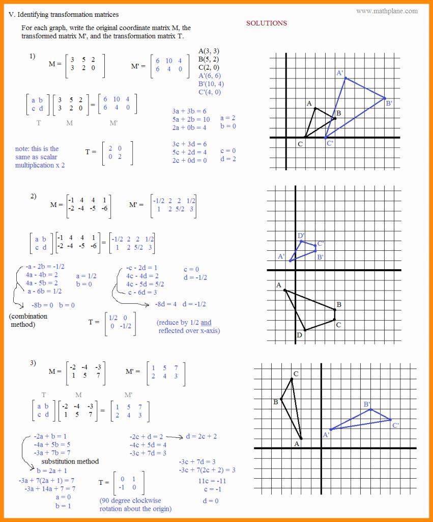 Geometry Transformations Worksheet Pdf Best Of Maths Rotation Worksheets Picture Worksheet Mogenk Paper