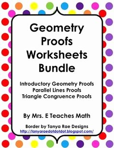 Geometry Worksheet Beginning Proofs Answers Best Of 9th Grade Geometry Proofs Worksheet Geometric Proofs