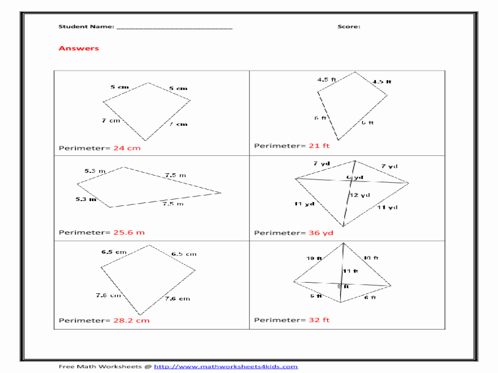 Geometry Worksheet Kites and Trapezoids Luxury Kites and Trapezoids Worksheet