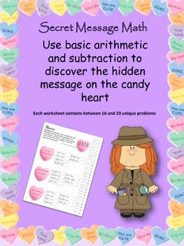 Get the Message Math Worksheet Beautiful Get the Message Math Worksheet Answer Key