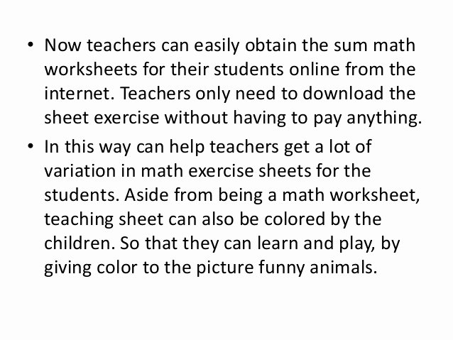 Get the Message Math Worksheet Lovely Free Math Worksheets for Teachers to Download