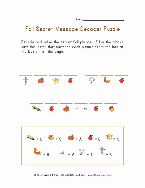 Get the Message Worksheet Answers Beautiful Decoding A Secret Message Lesson Plans & Worksheets